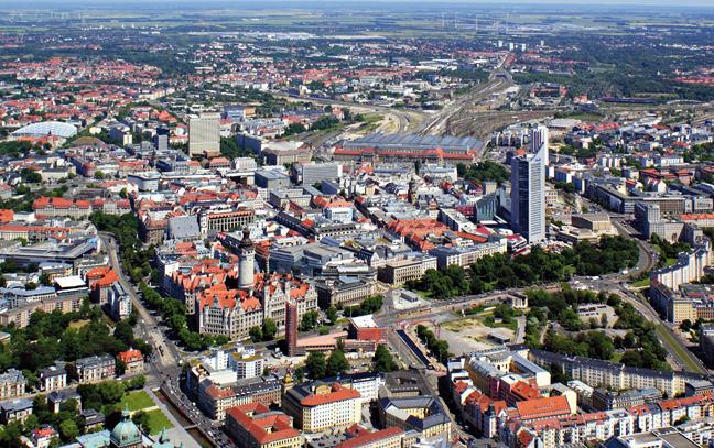 Leipzig Heute